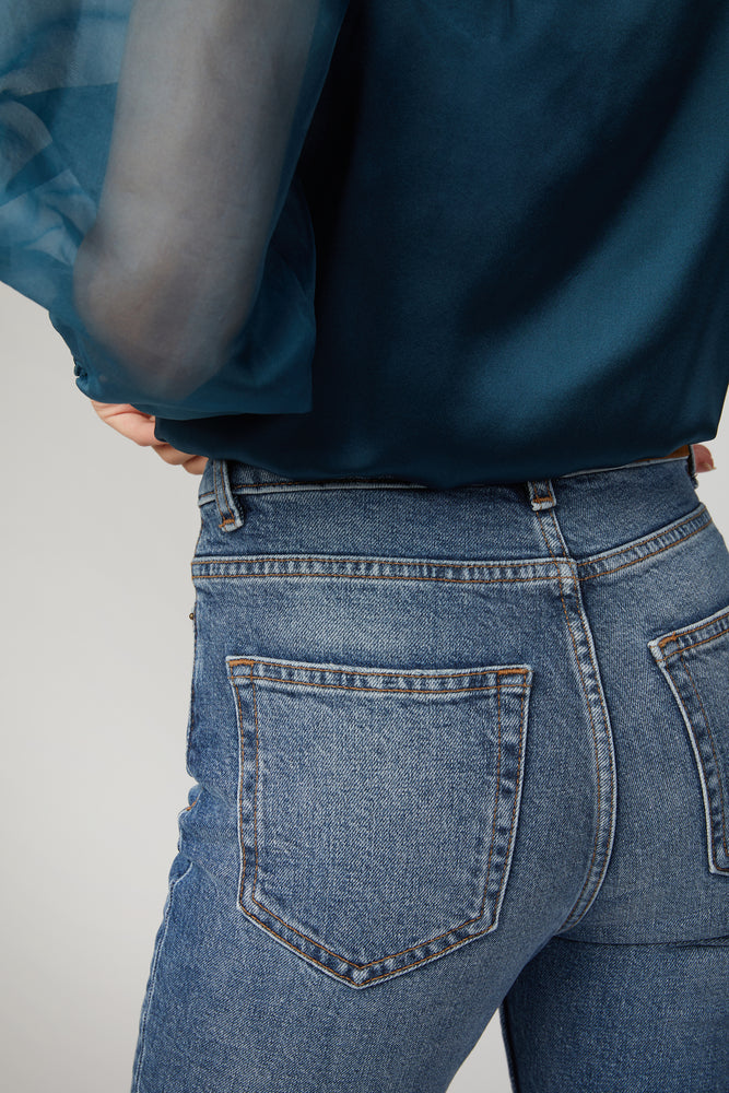 Load image into Gallery viewer, THE KOOPLES - BUTTON FLY JEANS