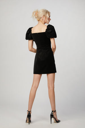Load image into Gallery viewer, In The Mood For Love Priya Dress - Shop Little Black Dresses