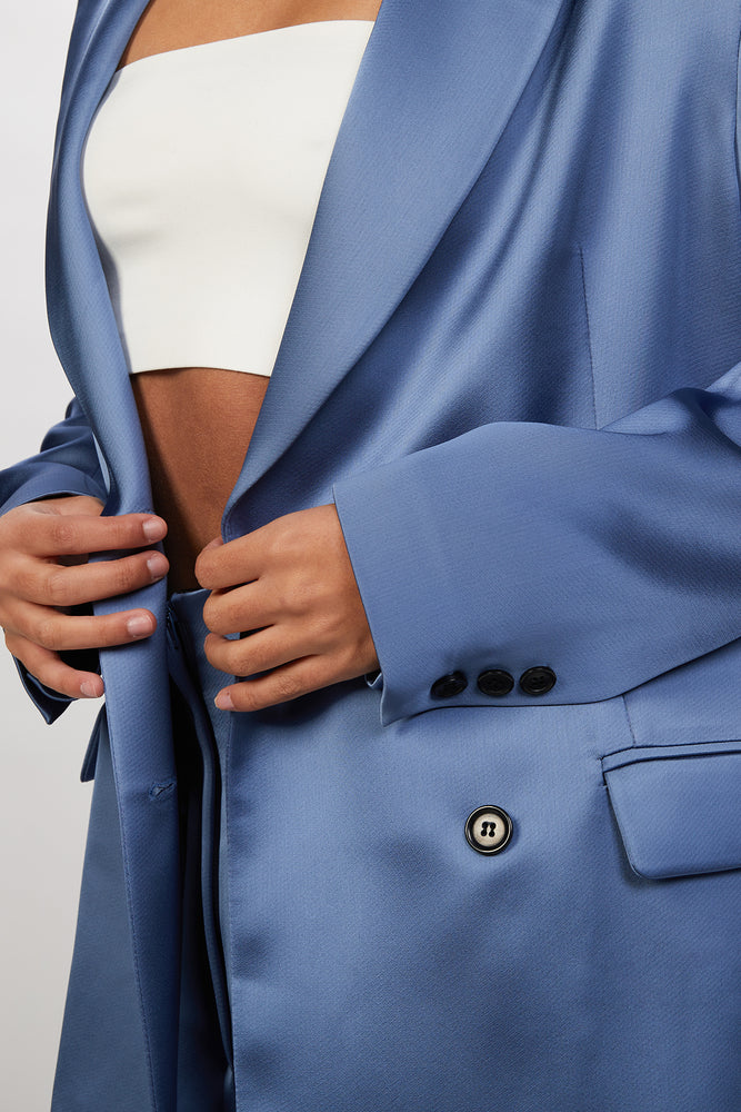 Load image into Gallery viewer, BONNIE SATIN JACKET