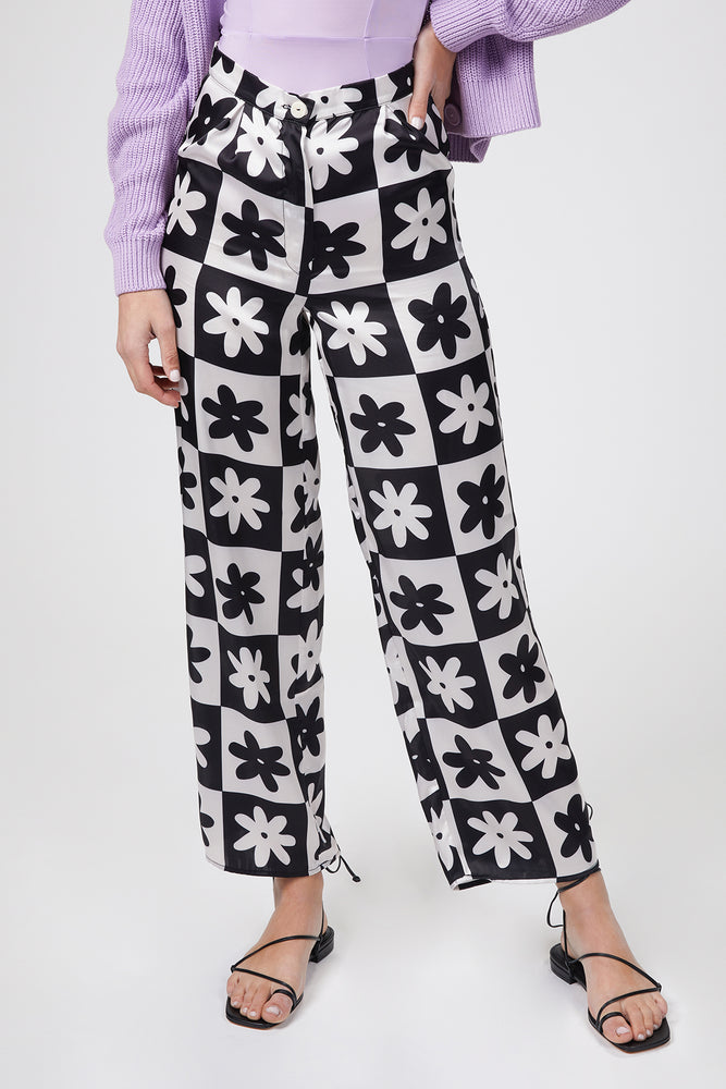 Load image into Gallery viewer, COURTNEY WIDE LEG PANT