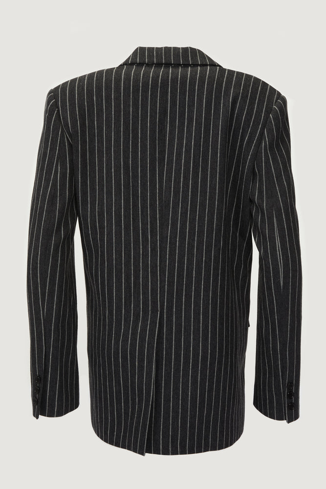 Load image into Gallery viewer, In The Mood For Love Bonnie Striped Jacket - Shop Women's Blazers