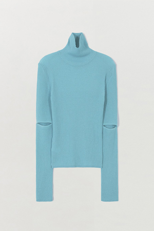 Load image into Gallery viewer, SOLLY RIBBED KNIT PULLOVER