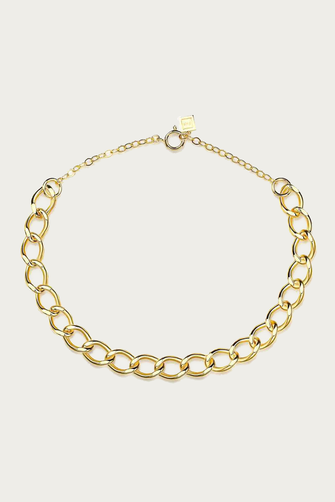 F+H JEWELLERY - ROYAL CHAIN NECKLACE