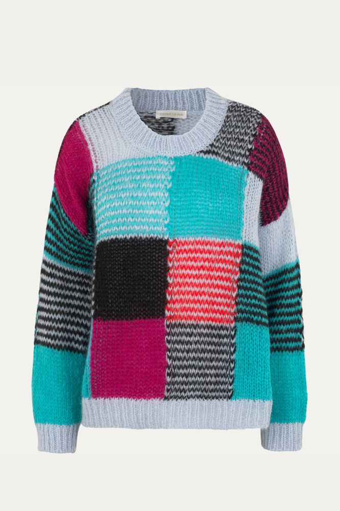 STINE GOYA - SANA MULTICOLOR SWEATER