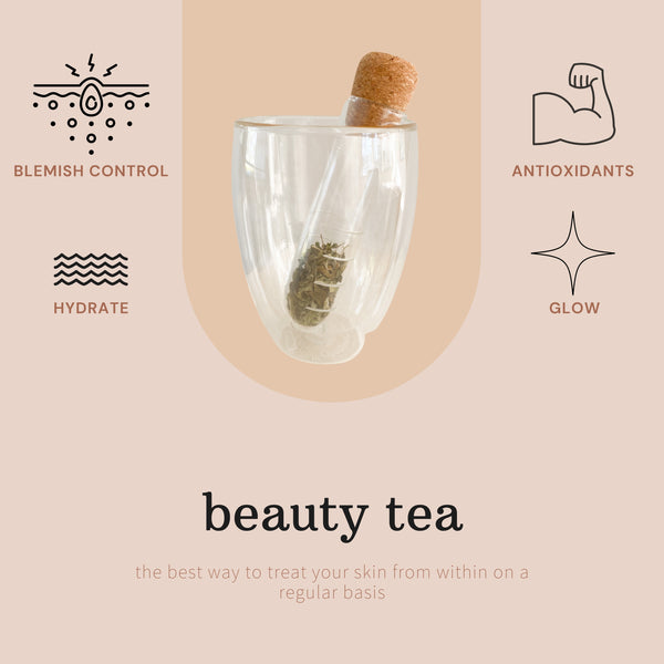 My Friends Use This Beauty Tea Glowing Skin