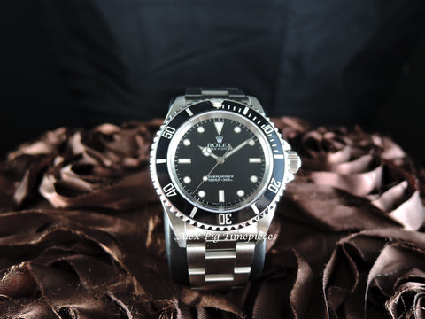 1993 Rolex SUBMARINER 14060 in Mint Condition