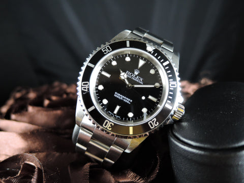 2000 Rolex SUBMARINER 14060 in Mint Condition