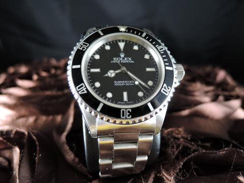 1995 Rolex SUBMARINER 14060 in Mint Condition