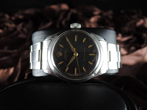 1941 Rolex OYSTER ROYAL 6444 Original Gilt Dial with Dauphine Hands
