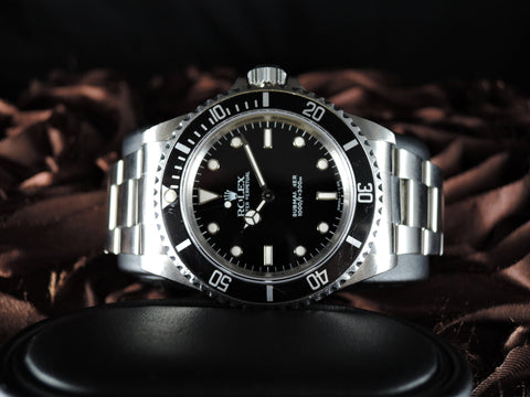 1998 Rolex SUBMARINER 14060 with Box and Paper