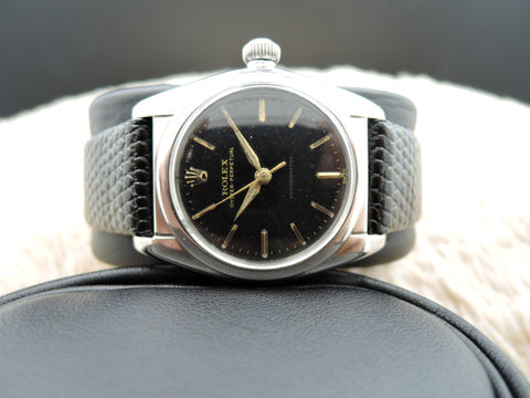 1955 Rolex BUBBLEBACK 2940 with Gilt Dial