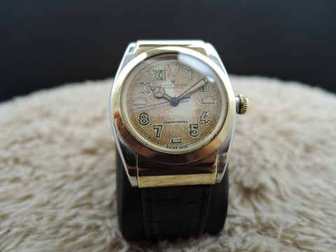 1957 Rolex HOODED BUBBLEBACK 3065 with Original California Dial