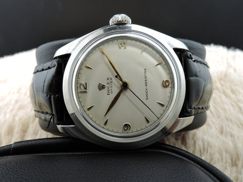 1952 Rolex OYSTER 6082 with Original Matt White Explorer Dial