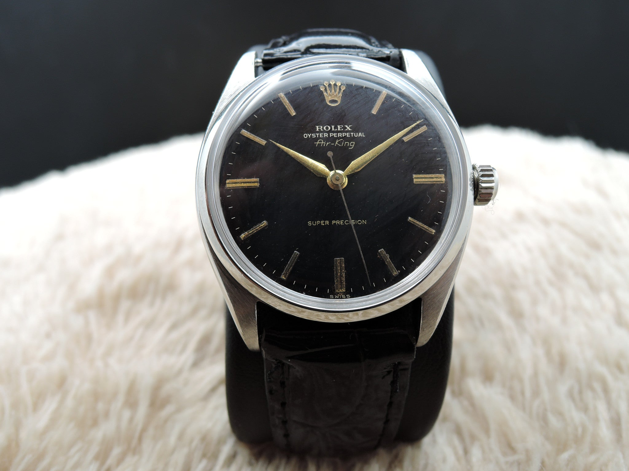 1959 Rolex Air King 5500 Quot Super Precision Quot With Original