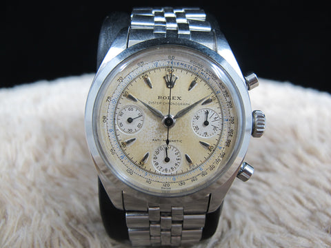 1960 Rolex OYSTER CHRONOGRAPH 'Pre-Daytona' 6234 with Tropical Dial