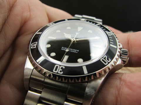 1999 Rolex SUBMARINER 14060 (Swiss Dial) with Box and Paper