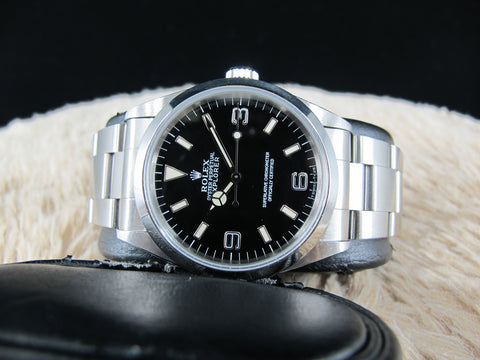 1997 Rolex EXPLORER 1 14270 (T25 Dial) with Full Set