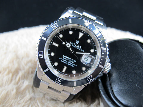 1993 Rolex SUBMARINER 16610 (T25 Dial) with Full Set