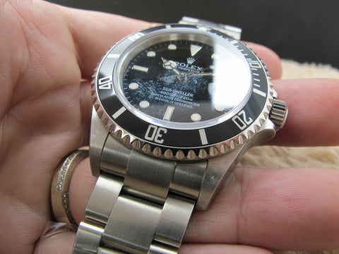 [NEW] 2008 Rolex SEA DWELLER 16600 Full Set (M Serial) Full Set (NOS)