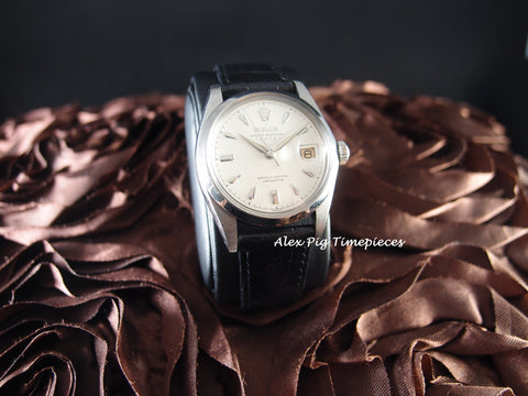 Rolex OYSTER DATE 6534 Original Vintage Creamy Dial