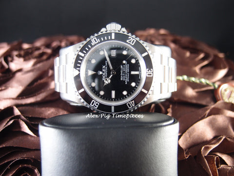Rolex SEA DWELLER 16600 Full Set (M Serial) with Box and PAPER (NEW)