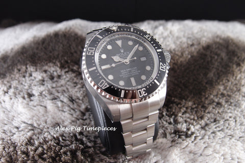 Rolex DEEPSEA SEA-DWELLER 116660 Ceramic Bezel Full Set