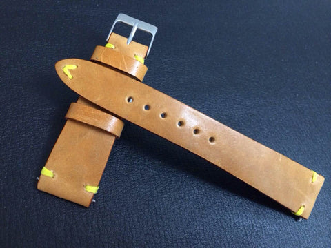 Rolex Handmade Leather Strap