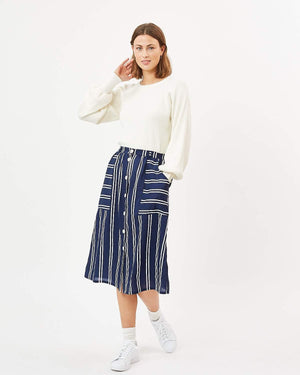 Load image into Gallery viewer, adalina midi skirt 6595