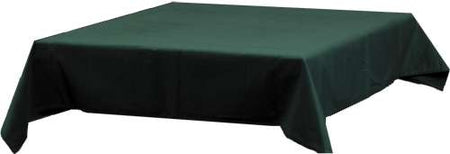 "Standard Bridge Table Cloth - Dark Green (42"" square)"