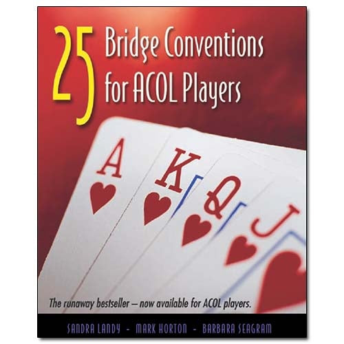 25 Bridge Conventions for Acol Players - Landy, Horton & Seagram