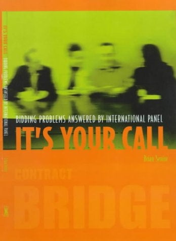 It's Your Call - Brian Senior