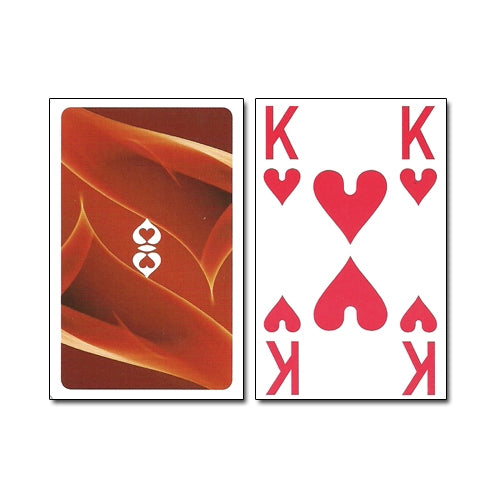 ACE Extra Visible Playing Cards - Dozen (6 Red/6 Blue)
