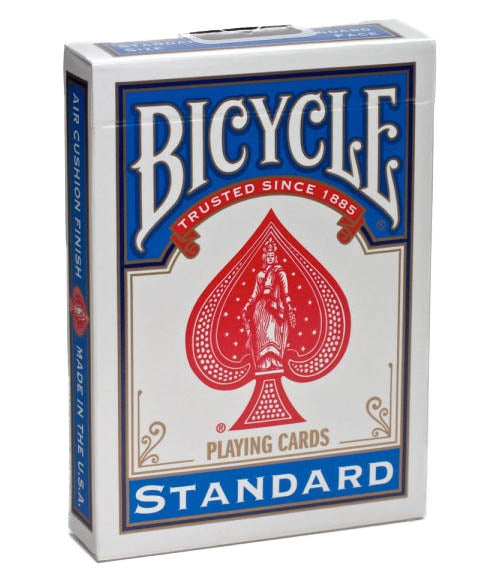 Bicycle Playing Cards - Standard (Blue)