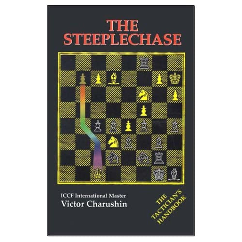 The Steeplechase - Victor Charushin