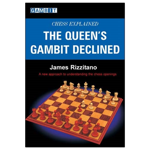 Chess Explained: The Queen's Gambit Declined - James Rizzitano