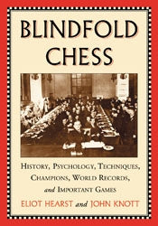 Blindfold Chess - Hearst and Knott (Paperback)