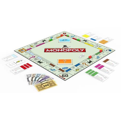 Monopoly: Fast-Dealing Property Trading Game