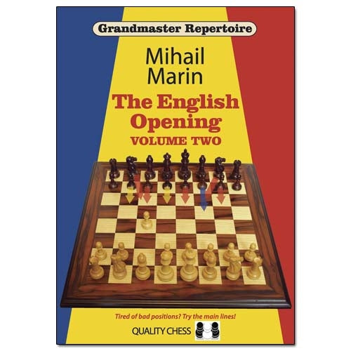 Grandmaster Repertoire: The English Opening Volume 2 - Mihail Marin