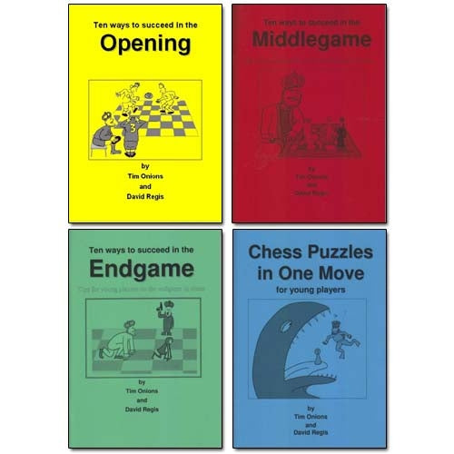 Ten Ways to Succeed in the Opening, Middlegame, Endgame and Puzzles (All 4 Onions & Regis Books)