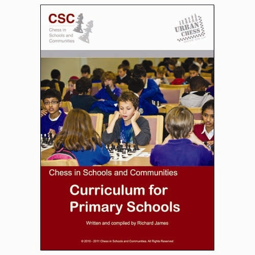 Chess in Schools and Communities Curriculum