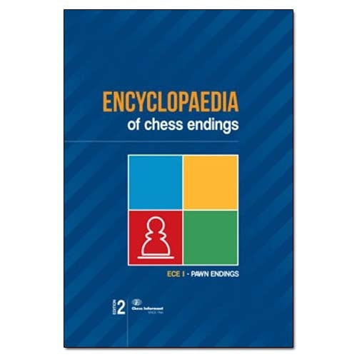 Encyclopaedia of Chess Endings I - Pawn Endings - ECE I (2nd edition)