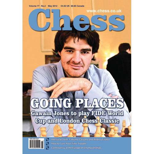 CHESS Magazine - May 2012