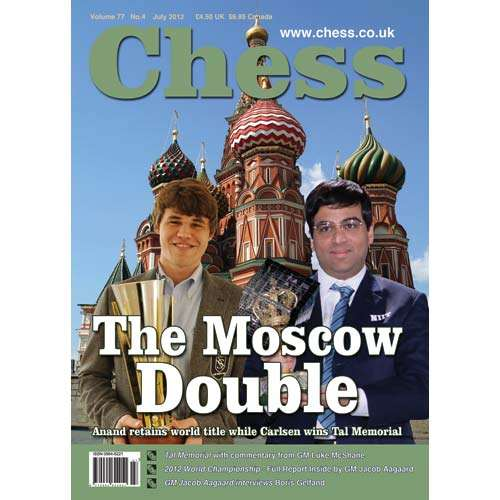 CHESS Magazine - July 2012