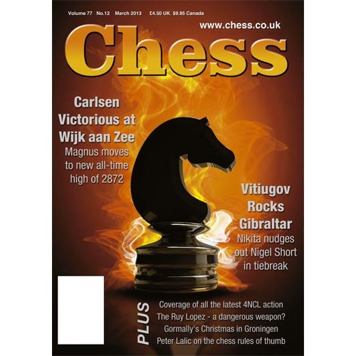 Chess Magazine - March 2013