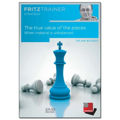 The True Value of the Pieces - Dejan Bojkov (PC-DVD)