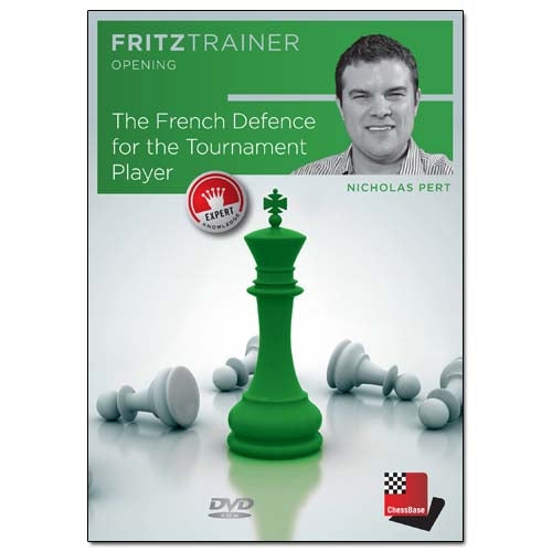 The French Defence for the Tournament Player - Nicholas Pert (PC-DVD)