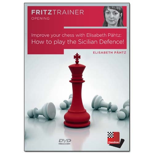 How to play the Sicilian Defence! - Elisabeth Pahtz (PC-DVD)