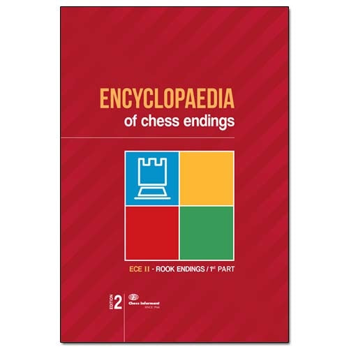 Encyclopaedia of Chess Endings II - Rook Endings 1 - ECE II (2nd edition)