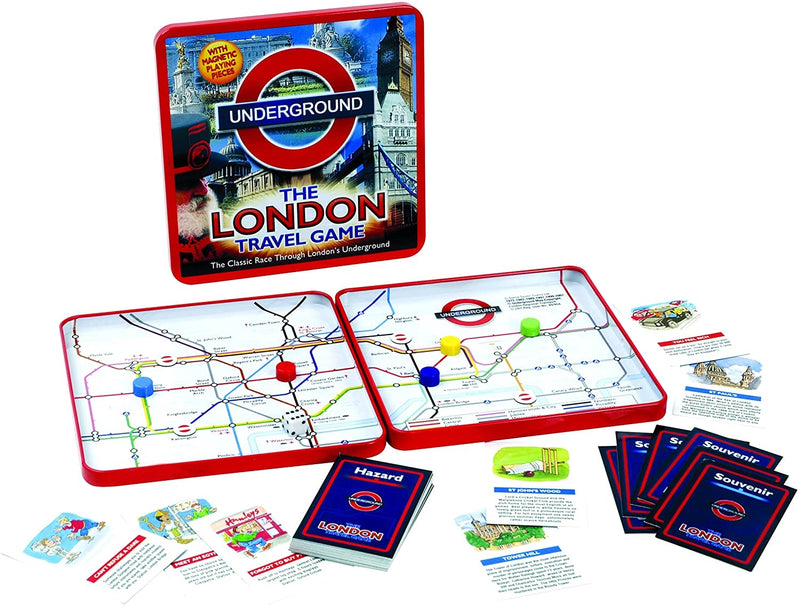 The London Travel Game