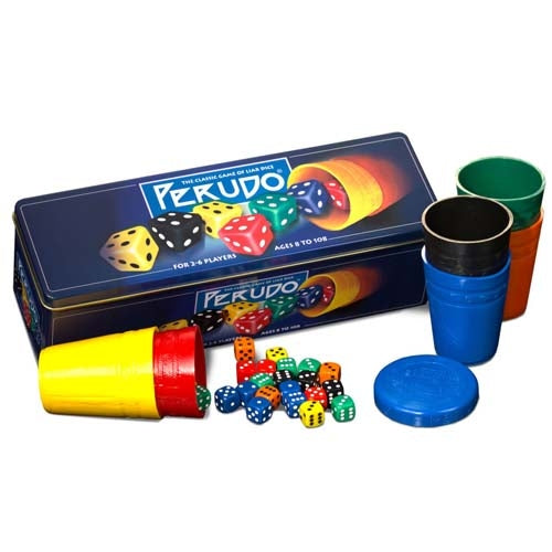 Perudo - The Classic Game of Liar Dice